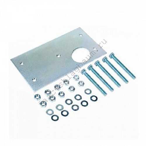 Пластина монтажная FAAC с анкерами для привода C851