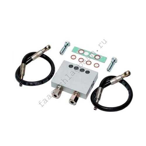 Клапан антивандальный FAAC для шлагбаумов моделей 615, 620, 640