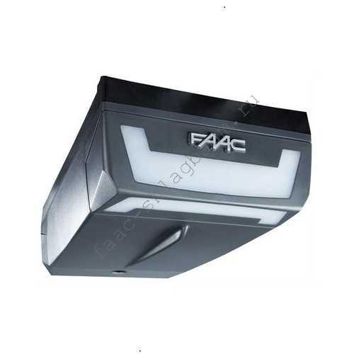 Привод FAAC D700HS для гаражных секционных ворот