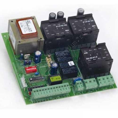 Плата управления 844 T для привода 844 R 3PH