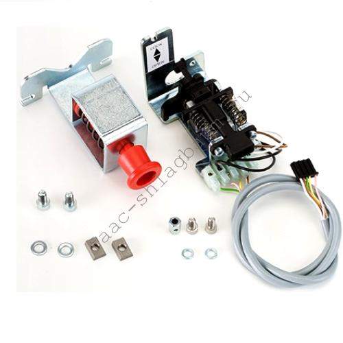 Электромеханический замок FAAC с расцепителем для A1000