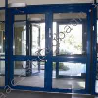 Автоматика FAAC для распашных дверей