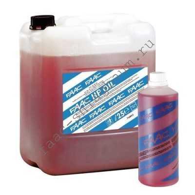 714017 масло FAAC HP2 OIL LT.1
