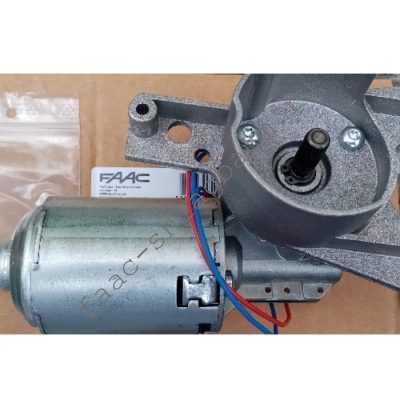 115008 Двигатель FAAC привода 391