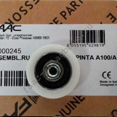 63000245 Ролик FAAC центральный для каретки A100/1000.