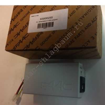 FAAC-63000255-Блок питания FAAC A100, А140