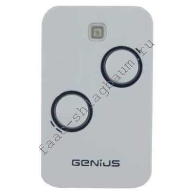 пульт 6100332 GENIUS Kilo TX2 868 МГц JLC