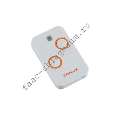 пульт 6100330 GENIUS Kilo TX2 433 МГц JLC