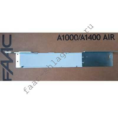 Пластина FAAC для крепления платы и блока питания A1000/1400